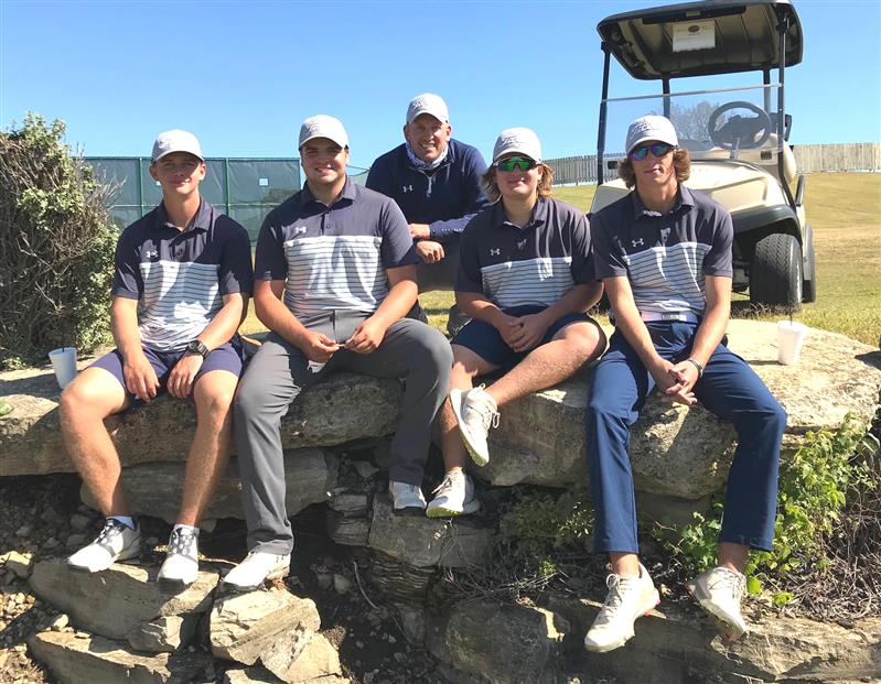 Bulldogs place third in state golf tournament