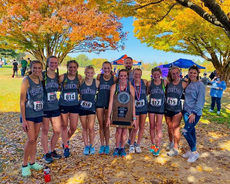 Lady Bulldogs finish second in state cross country meet, GHS boys eighth