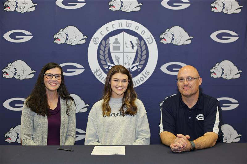 Abby Cagle Signs With Ouachita Baptist University