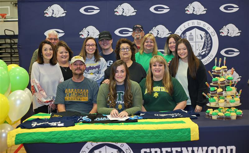 Mariah Hamilton - Arkansas Tech University