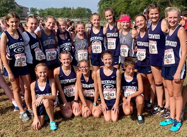GHS cross country runners making noise this fall